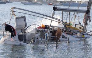 Zeilboot-verzekeren